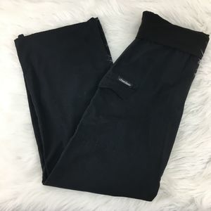Cherokee Small Black 2074 Flexibles Foldover Waist